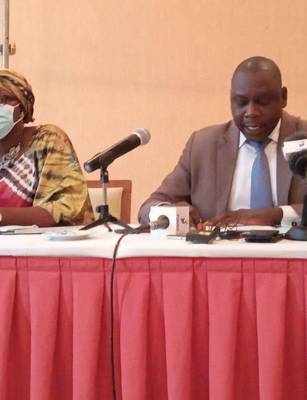 Ouverture d'une conférence sur la dette à N'Djaména