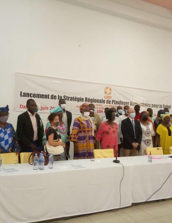Care lance la stratégie régionale de plaidoyer humanitaire pour le Sahel