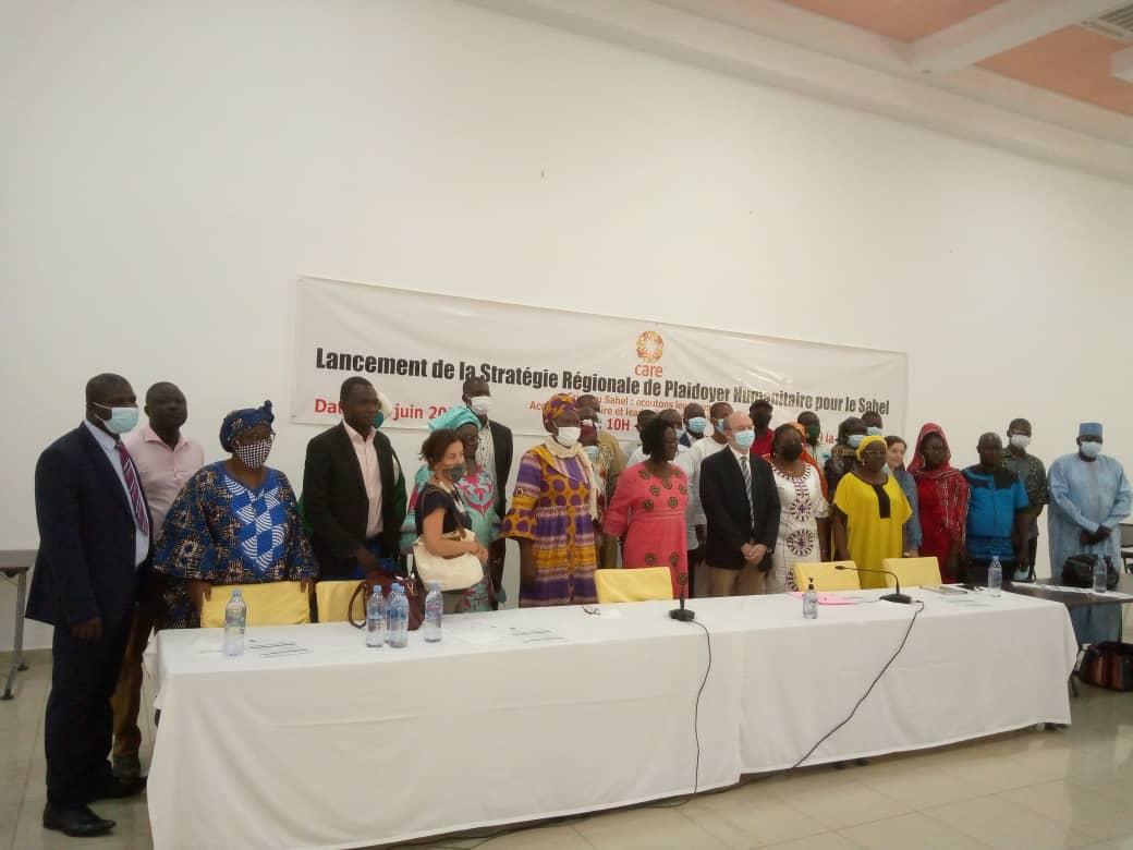 Care lance la stratégie régionale de plaidoyer humanitaire pour le Sahel 1