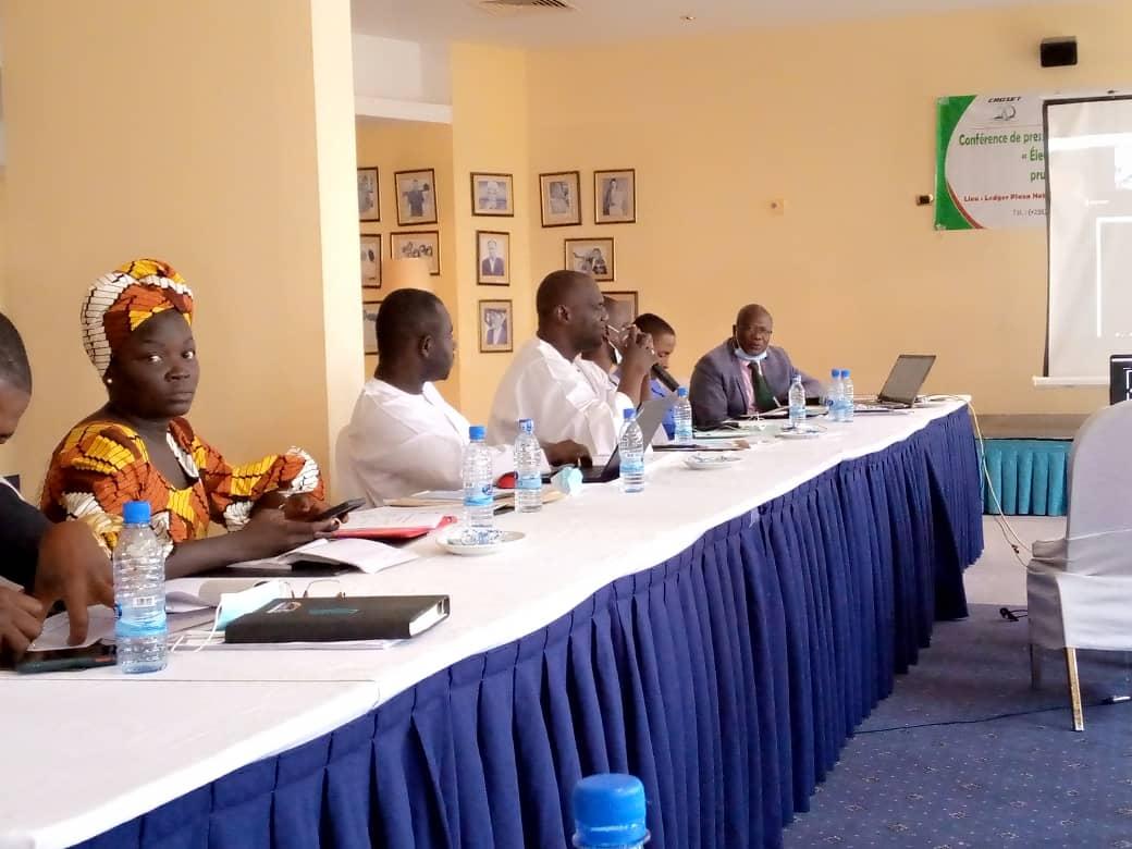 Les rideaux ferment sur la conférence africaine sur la dette et le développement 1