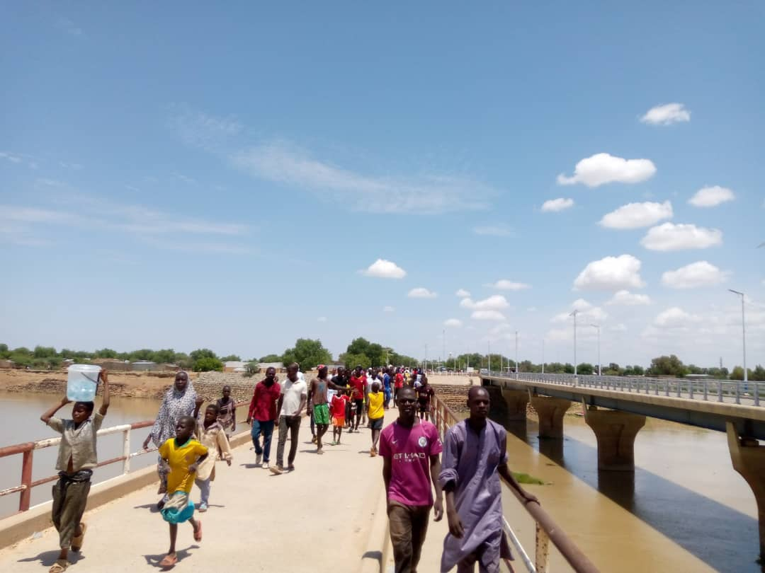 Le Pont N'guéli  officiellement réouvert 1