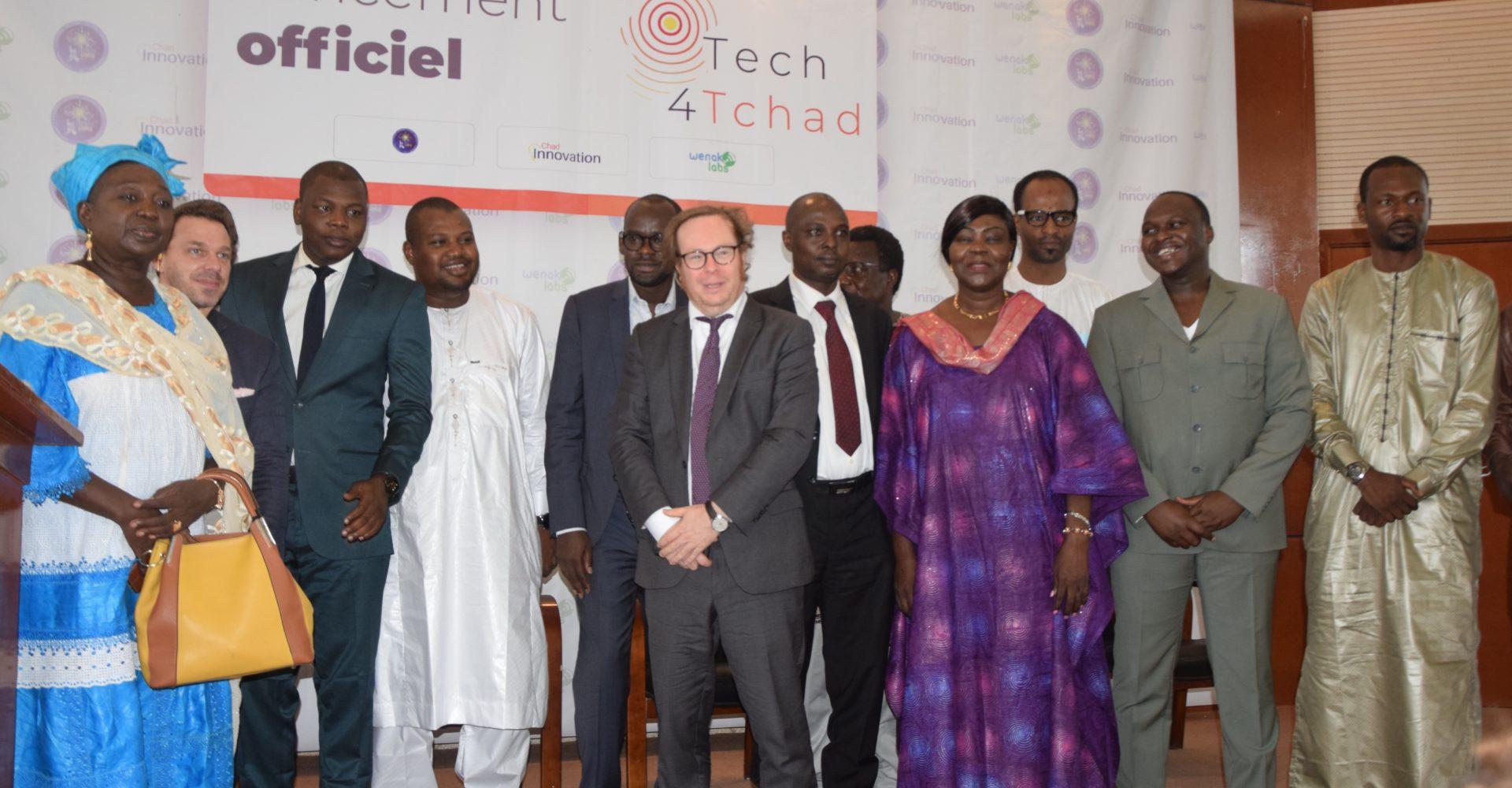 Lancement officiel de Tech4Tchad 1