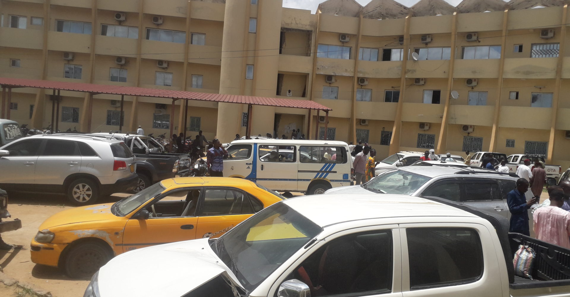 Suspension de la grève des magistrats tchadiens 1