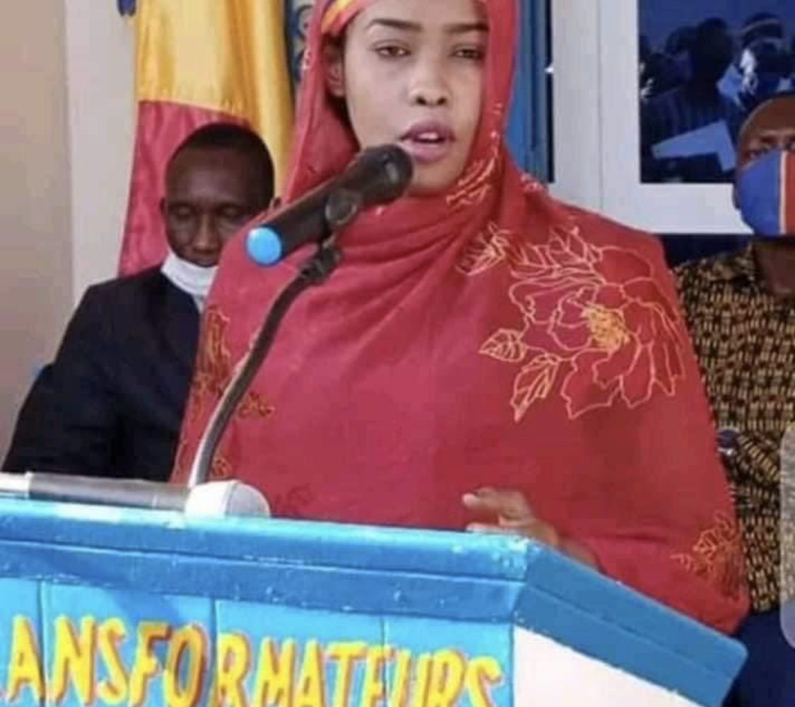 Fatime Soumaila quitte Les Transformateurs 1