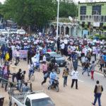 Les diplômés en instance d'intégration rejoints la marche de ''Wakit Tama'' de ce jeudi 3