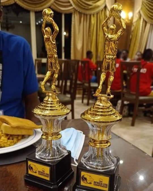 Le Tchad remporte 4 trophées individuels à l'Afro_Basket_U16 1