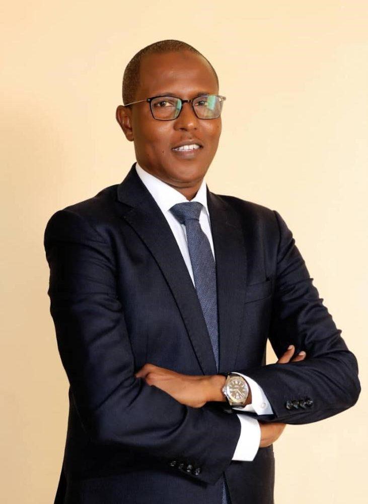Ahmat Abdelkerim, nouveau directeur du cluster corne de l'Afrique de Bolloré Transport & Logistics 1
