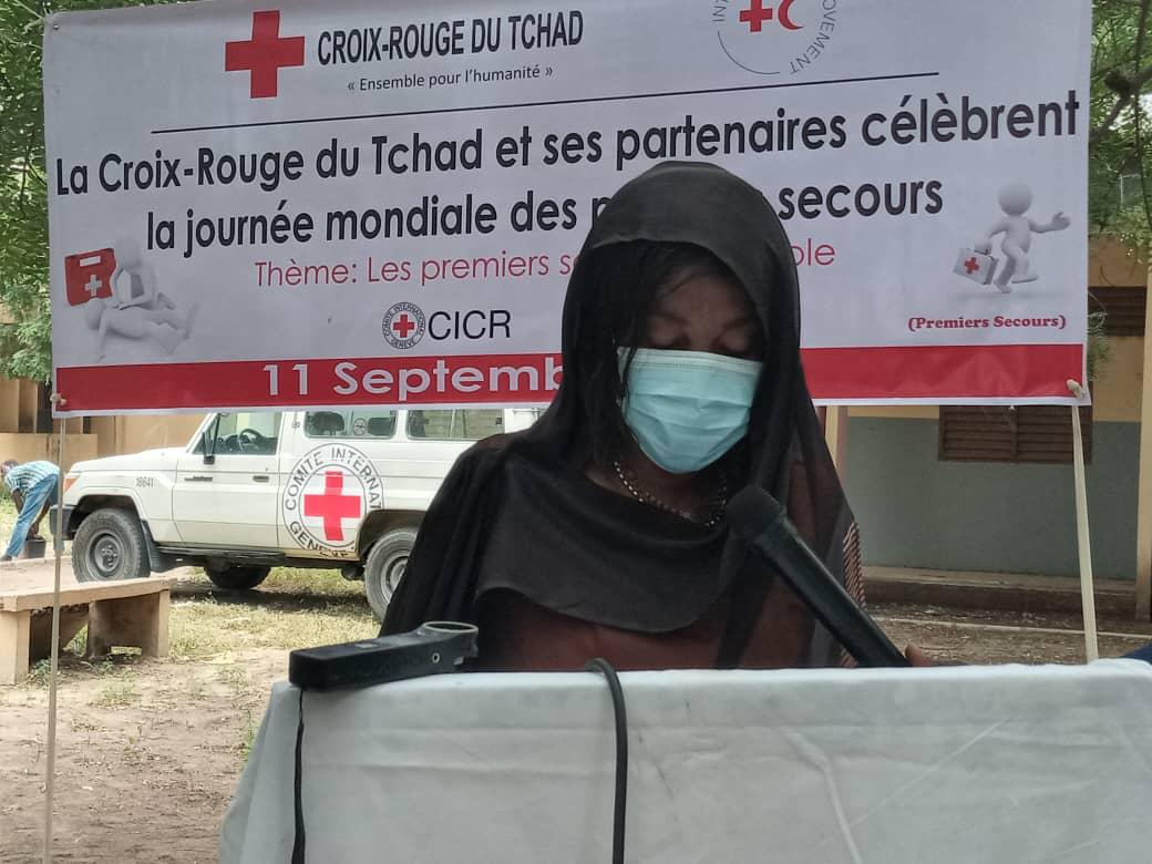 La Croix rouge Tchad célèbre les premiers secours à l'école 1