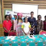 L'Association Charity fait un don à l'Orphelinat Apsoa 3