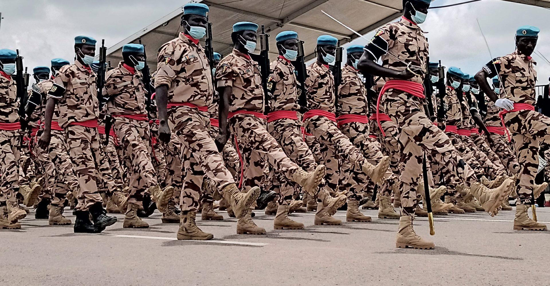 Le statut général des forces de l'ordre est adopté par les élus du peuple 1