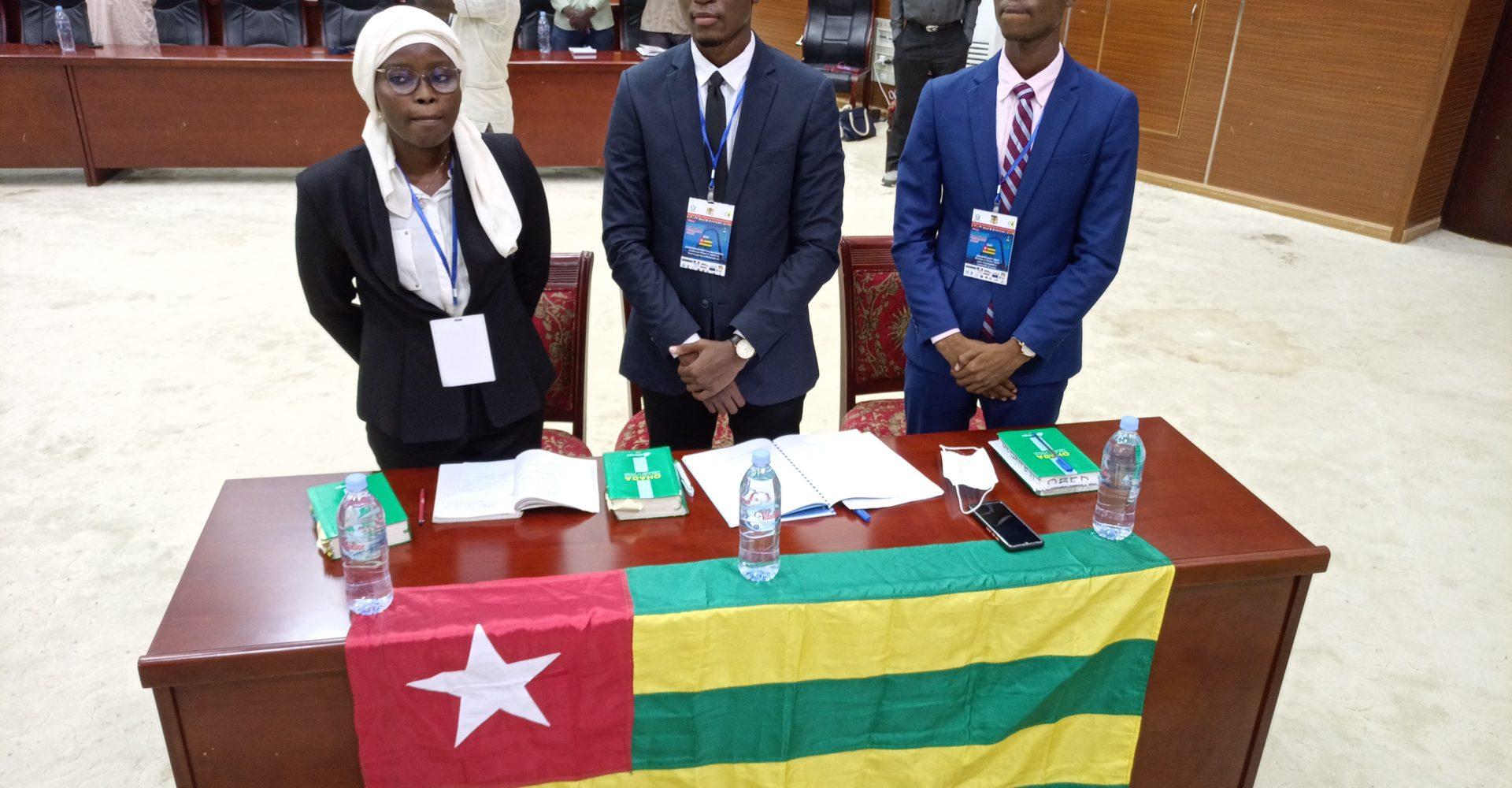 Concours international ''génies en herbe OHADA'': le Togo sacré Champion de la 12e édition 1
