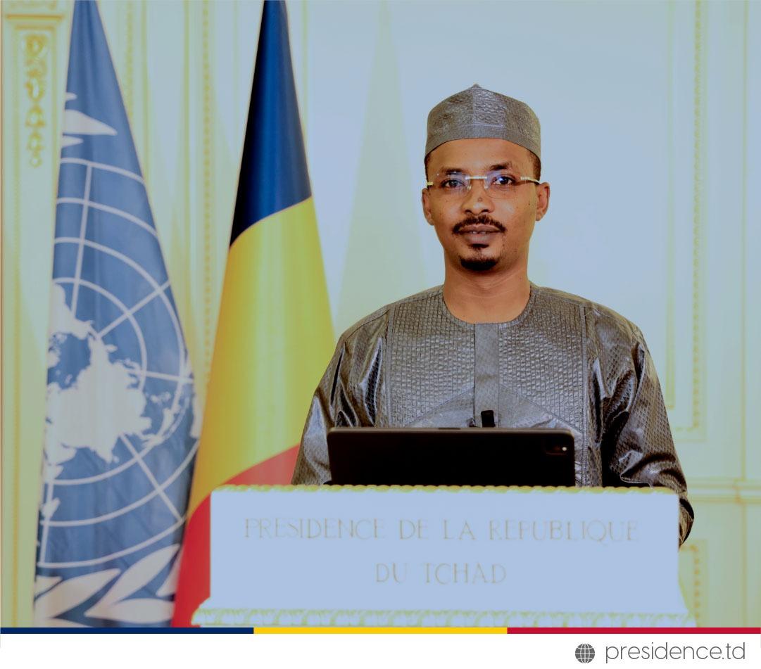 Mahamat Idriss Déby appelle à une mobilisation accrue en faveur de l'Afrique 1