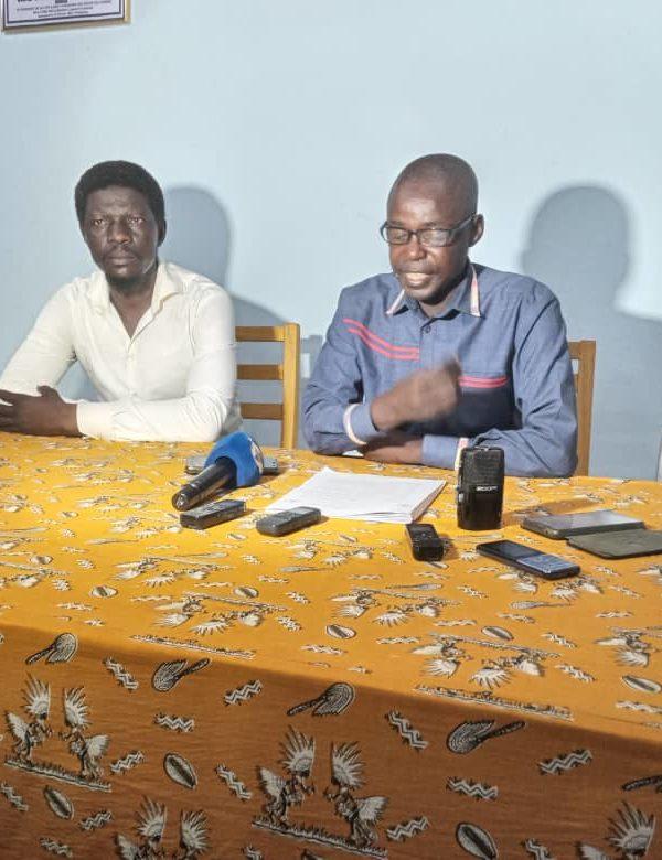 Le ctvc s'insurge contre l'injustice sociale que sont victimes les tchadiens