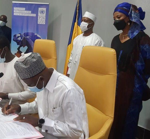 La nouvelle convention paludisme Nfm3 officiellement lancée au Tchad